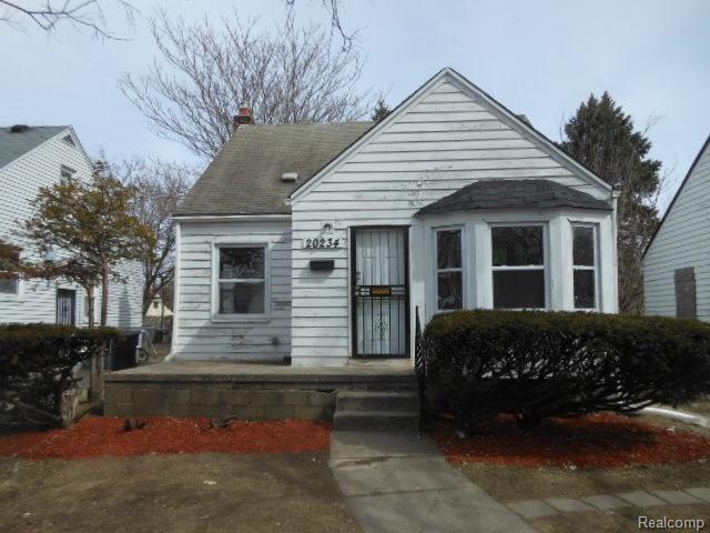 20234 Hickory Street, Detroit, MI 48205 (#218025711) :: Duneske Real Estate Advisors