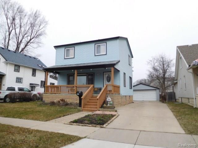 706 Walnut Avenue, Royal Oak, MI 48073 (#218026615) :: Duneske Real Estate Advisors