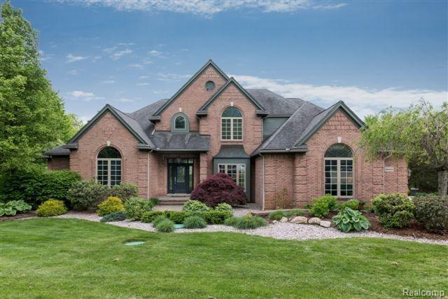 8009 Stoney Ridge, Lyndon, MI 48118 (#543255473) :: Duneske Real Estate Advisors