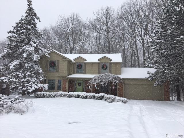 437 Timberline, Rochester Hills, MI 48309 (#50100001395) :: Duneske Real Estate Advisors