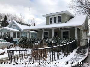 1222 Climax Street, Lansing, MI 48912 (#630000224715) :: Simon Thomas Homes
