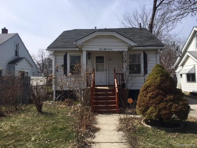 957 Cameron Avenue, Pontiac, MI 48340 (MLS #218027287) :: The Toth Team