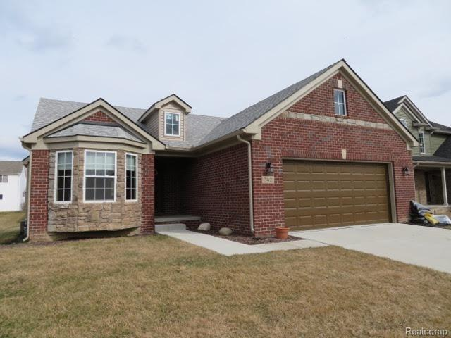 342 White Owl Lane, Dundee Vlg, MI 48131 (MLS #543255572) :: The Toth Team