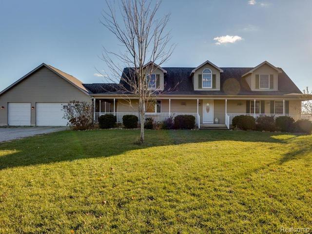 12174 Roepke Road, Lyndon Twp, MI 48137 (#543255743) :: Duneske Real Estate Advisors