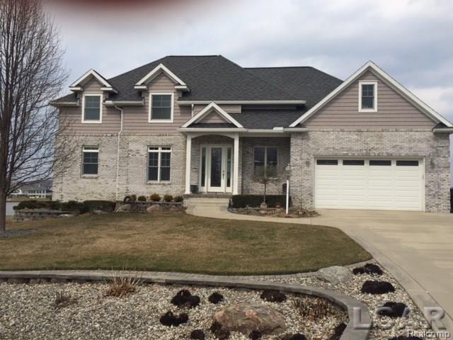 8561 Rose O'sharon, Franklin Twp, MI 49265 (#56031344582) :: Duneske Real Estate Advisors
