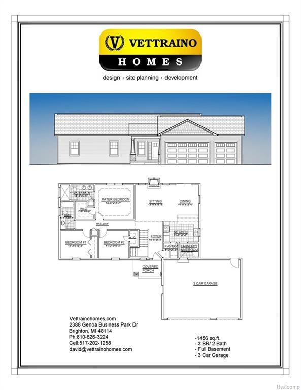 LOT-B1 Genesis Drive, Oceola Twp, MI 48855 (#218031082) :: Duneske Real Estate Advisors