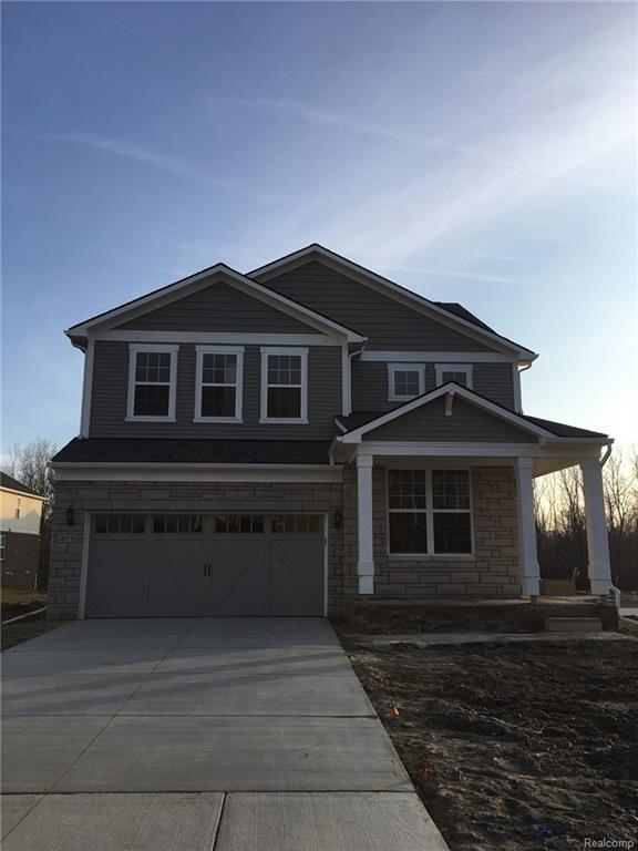 49946 Ocean Drive, Canton Twp, MI 48187 (#218031521) :: Duneske Real Estate Advisors