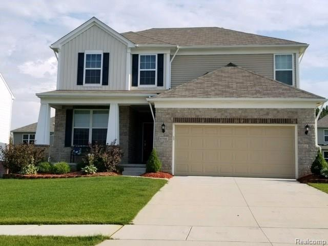 25715 Oberlin Court, Novi, MI 48374 (#218031739) :: Duneske Real Estate Advisors