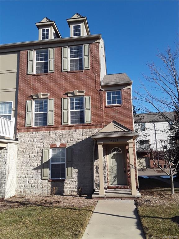 44715 Ellery Lane #73, Novi, MI 48377 (#218032197) :: Simon Thomas Homes