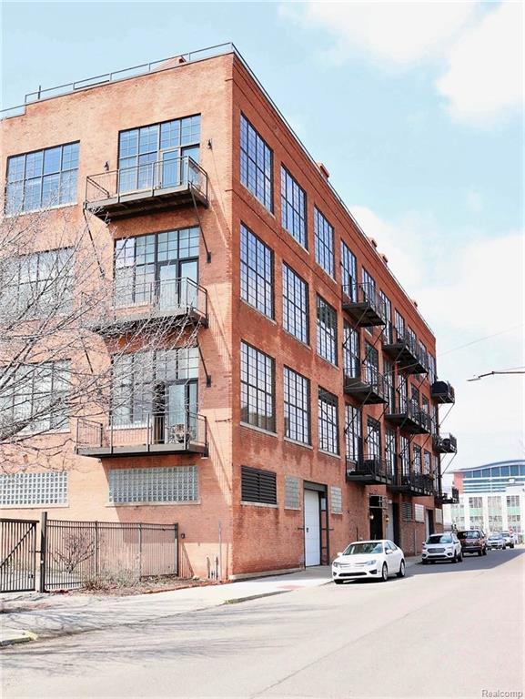 2003 Brooklyn Street #207, Detroit, MI 48226 (#218032717) :: Duneske Real Estate Advisors