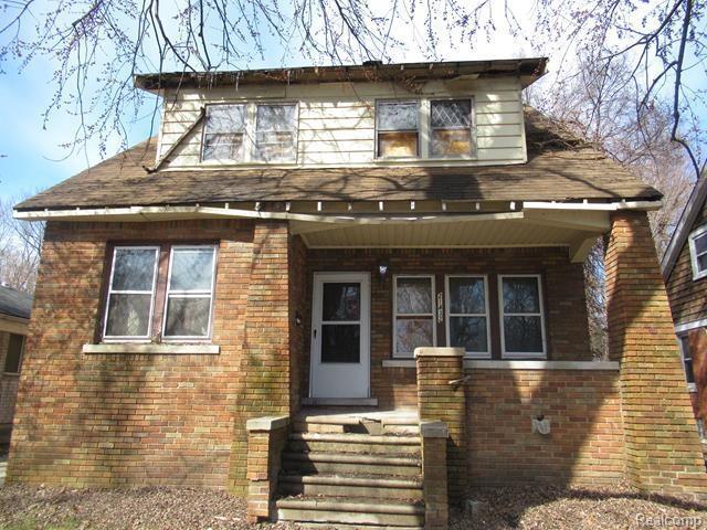21432 Bennett Street, Detroit, MI 48219 (#218032772) :: Duneske Real Estate Advisors