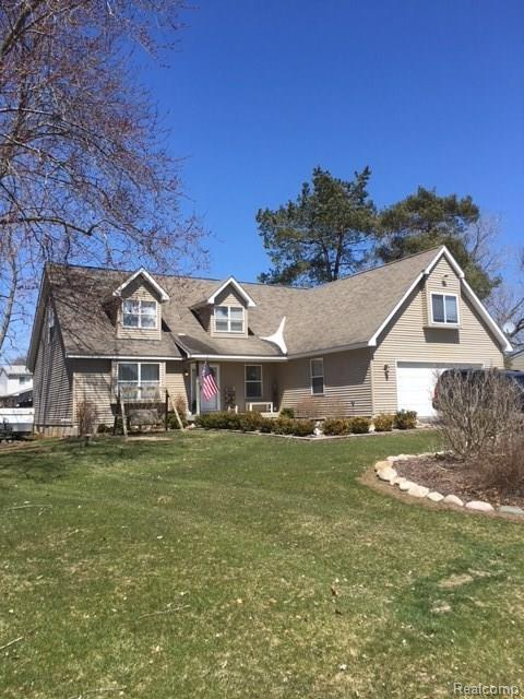 470 Bluewater, Rose Twp, MI 48442 (#218032831) :: RE/MAX Classic
