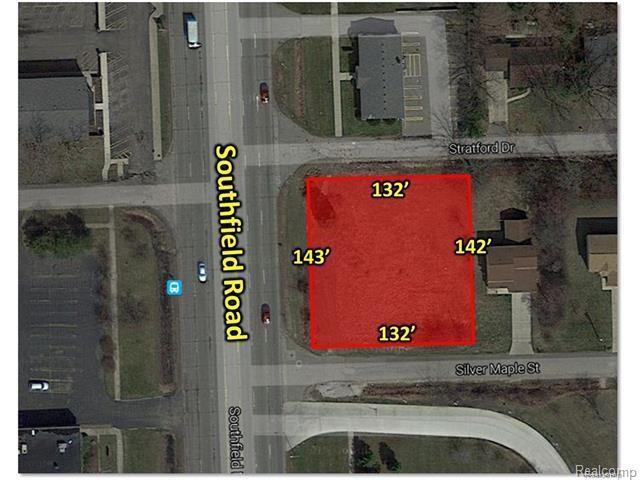 24412 Southfield Road, Southfield, MI 48075 (#218033291) :: Metro Detroit Realty Team | eXp Realty LLC