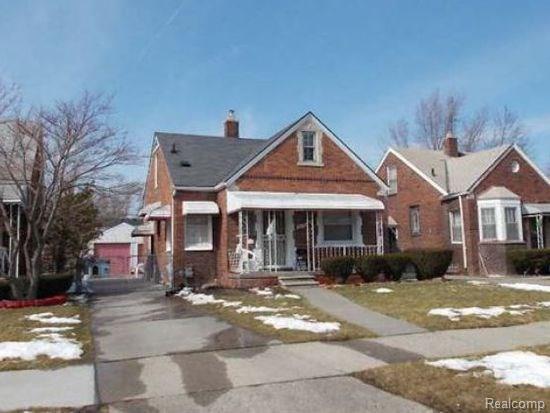 11575 Roxbury Street, Detroit, MI 48224 (#218033519) :: RE/MAX Classic