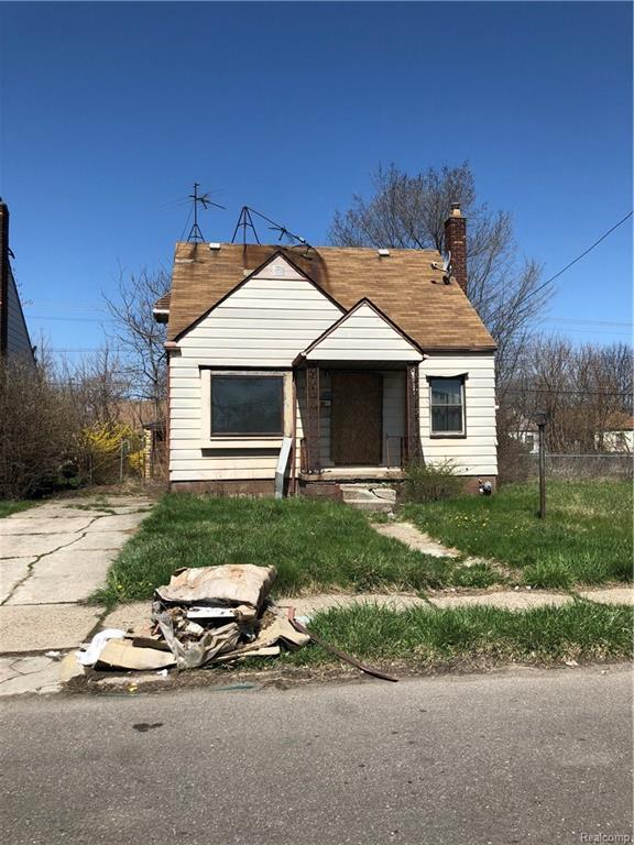3448 S Bassett Street, Detroit, MI 48217 (MLS #218033816) :: The Toth Team