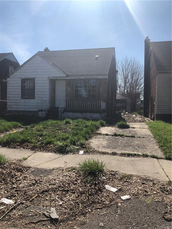 3359 S Ethel Street, Detroit, MI 48217 (MLS #218034115) :: The Toth Team