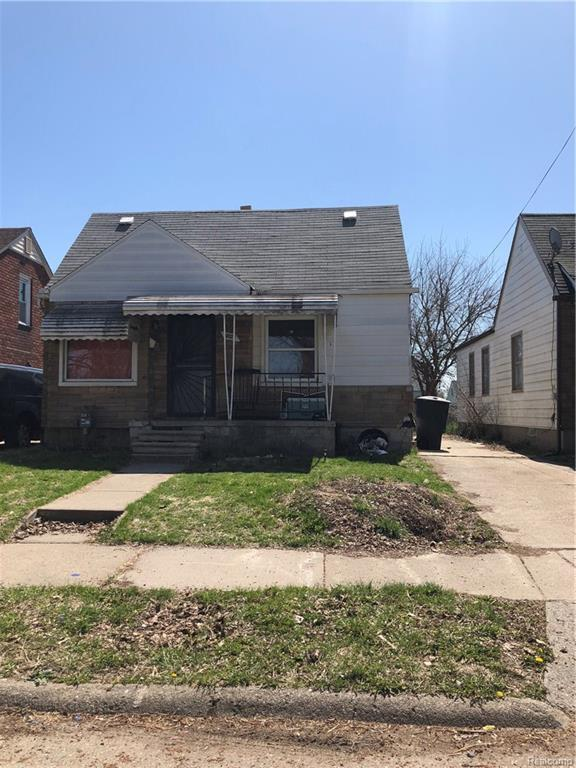 3373 S Ethel Street, Detroit, MI 48217 (MLS #218034124) :: The Toth Team