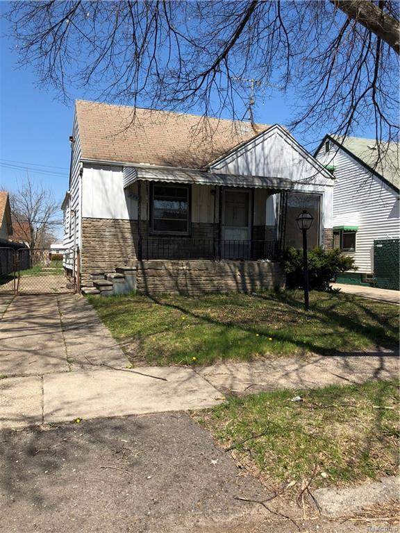 3752 S Ethel Street, Detroit, MI 48217 (MLS #218034125) :: The Toth Team