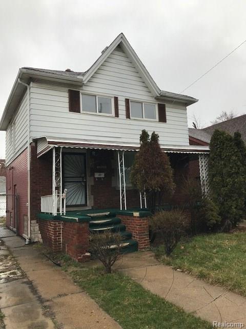 14335 Whitcomb, Detroit, MI 48227 (#218035170) :: RE/MAX Classic