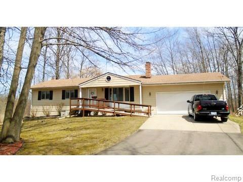 1332 Shady Crest Drive, Hartland Twp, MI 48353 (#218035268) :: The Buckley Jolley Real Estate Team