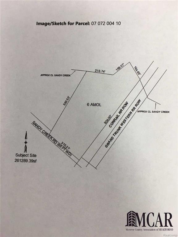 1517 Sandy Creek, Monroe, MI 48162 (#218036246) :: RE/MAX Classic