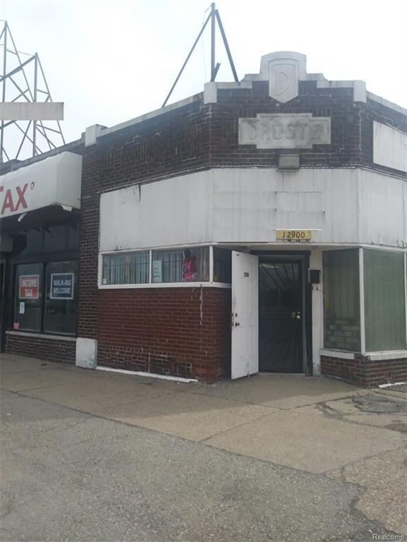 12900 Gratiot Avenue, Detroit, MI 48205 (#218036518) :: RE/MAX Classic