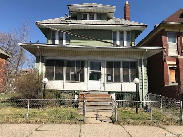 70 Avalon Street, Highland Park, MI 48203 (#218036914) :: The Buckley Jolley Real Estate Team