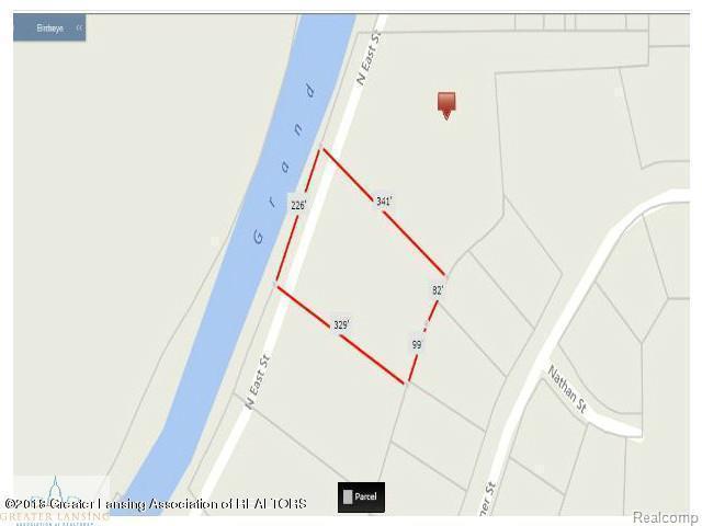 520 N East Street, Eaton Rapids Twp, MI 48827 (MLS #630000225948) :: The Toth Team