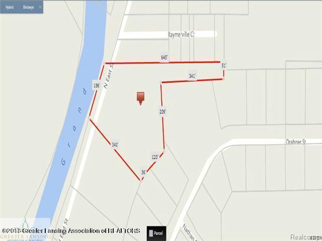 530 N East Street, Eaton Rapids Twp, MI 48827 (MLS #630000225949) :: The Toth Team