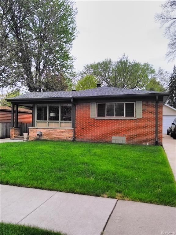 903 Poplar Avenue, Royal Oak, MI 48073 (#218040235) :: RE/MAX Vision