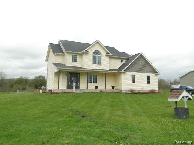 3068 W Cook, Mundy Twp, MI 48439 (#50100002000) :: Duneske Real Estate Advisors