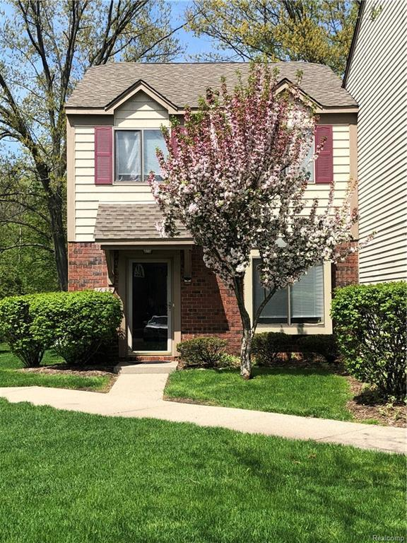 1638 River View Drive, Rochester Hills, MI 48309 (#218042062) :: Duneske Real Estate Advisors