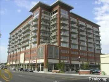 350 N Main Unit Street #810, Royal Oak, MI 48067 (#218042082) :: RE/MAX Nexus