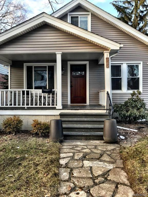 332 W Webster Street, Ferndale, MI 48220 (#218042201) :: RE/MAX Nexus