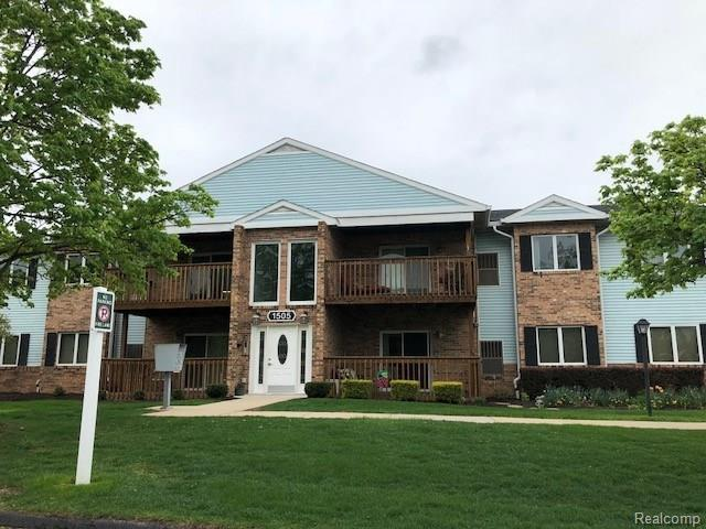1505 Harbour Court #64, Trenton, MI 48183 (#218042798) :: Duneske Real Estate Advisors