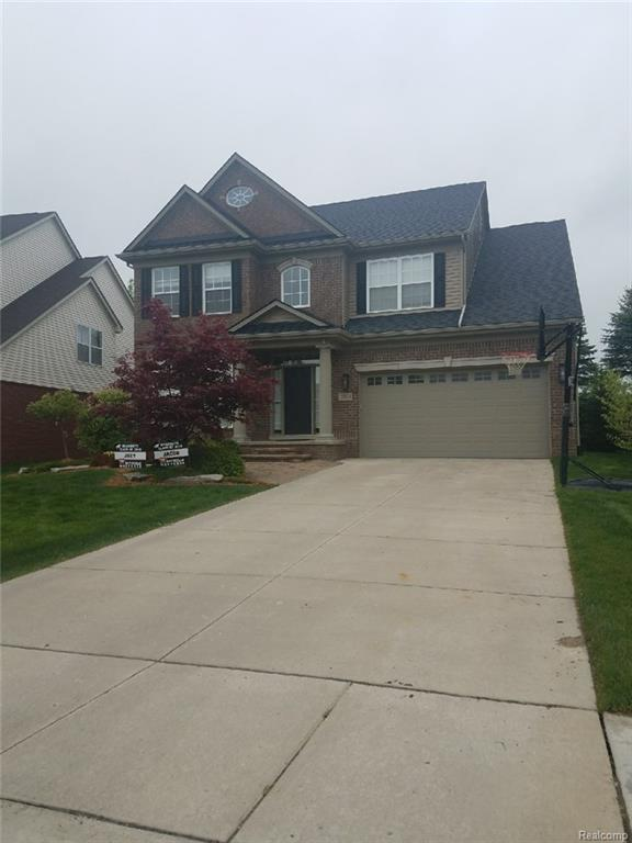 16334 Mulberry Way, Northville Twp, MI 48168 (#218042872) :: RE/MAX Classic