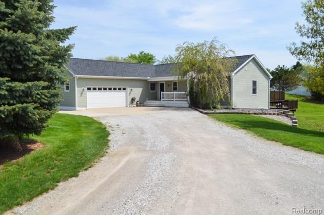 18075 Herman Road, Manchester Twp, MI 48158 (#543256891) :: RE/MAX Classic