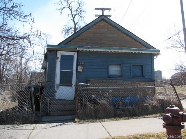 2041 Elm, Detroit, MI 48216 (#218043548) :: Duneske Real Estate Advisors