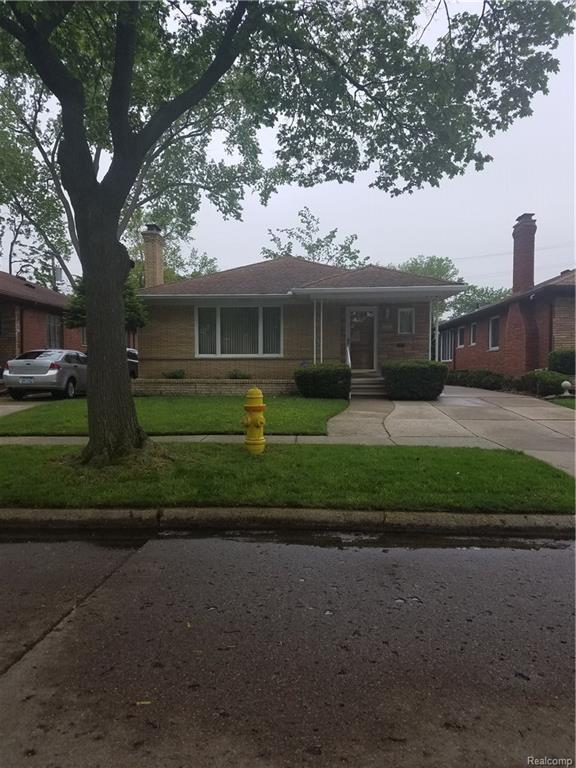 24261 Dante Street, Oak Park, MI 48237 (#218043985) :: RE/MAX Nexus