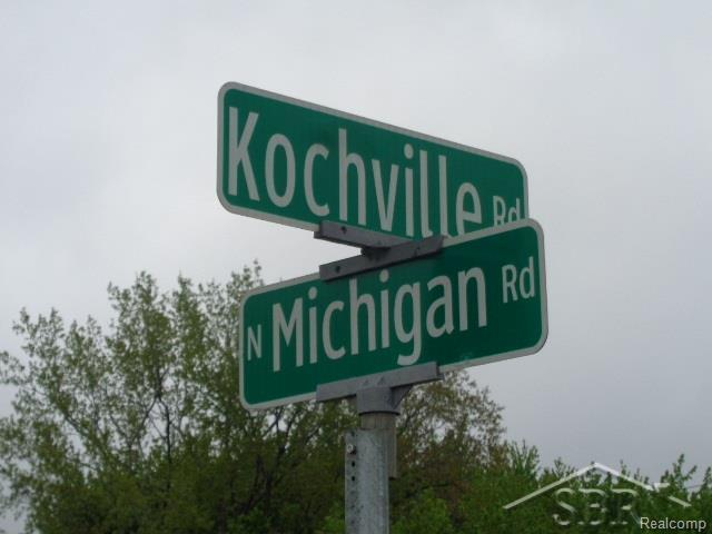 6000 E Kochville, Kochville Twp, MI 48604 (MLS #61031348212) :: The Toth Team