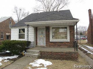 19934 Patton, Detroit, MI 48219 (#218045172) :: RE/MAX Classic