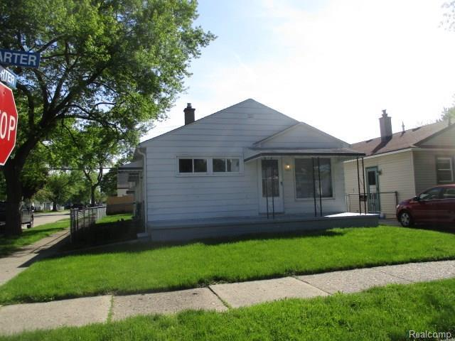1807 Charter Street, Lincoln Park, MI 48146 (#218045536) :: RE/MAX Nexus