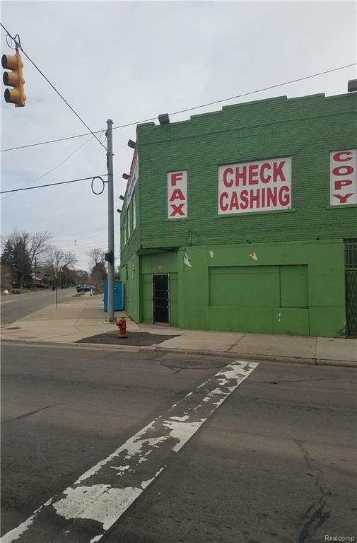 10932 Grand River, Detroit, MI 48204 (#218046033) :: RE/MAX Classic