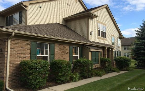 214 N Vista Drive #78, Auburn Hills, MI 48326 (#218046221) :: RE/MAX Classic