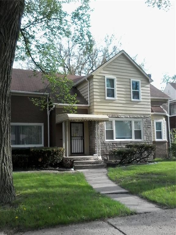 5883 W Outer Drive, Detroit, MI 48235 (#218046441) :: RE/MAX Classic