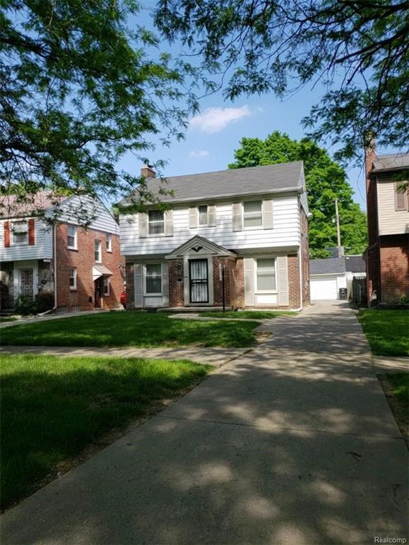 14394 Faust Avenue, Detroit, MI 48223 (#218046500) :: RE/MAX Classic