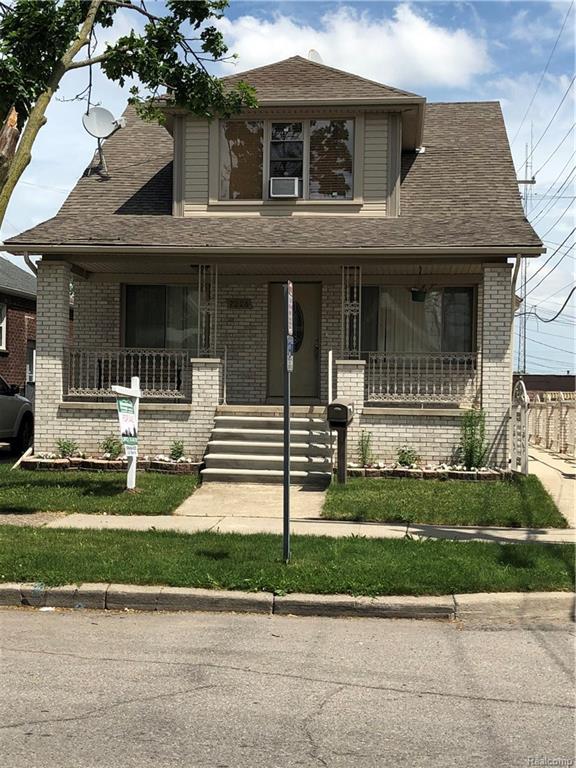7226 Coleman Street, Dearborn, MI 48126 (#218046972) :: RE/MAX Classic