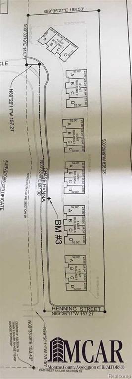 0 M 50 Off Road, Dundee, MI 48131 (#57003452490) :: Duneske Real Estate Advisors