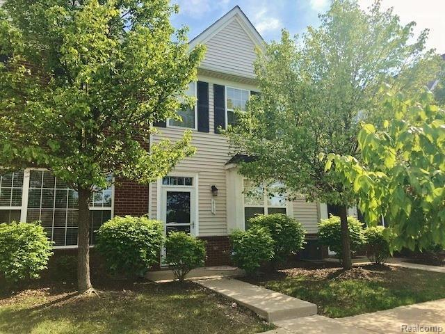 613 Powell Drive, Dundee Vlg, MI 48131 (#543257334) :: RE/MAX Classic