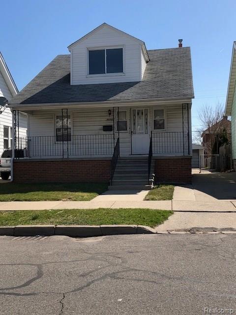 5450 Horger Street, Dearborn, MI 48126 (#218048568) :: RE/MAX Classic